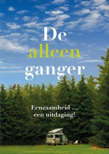 Voorzijde De Alleenganger - Jan Verduin